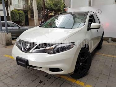 Nissan Murano Exclusive AWD usado (2014) color Blanco precio $230,000