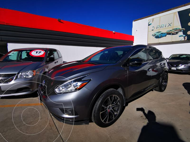 Foto Nissan Murano Exclusive Midnight Edition AWD usado (2019) color Gris precio $527,000