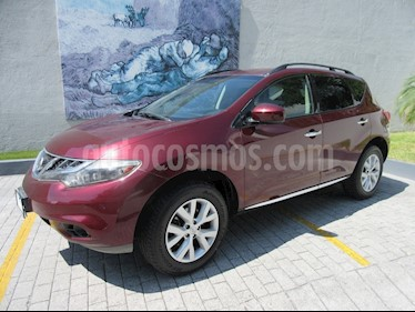 Foto Nissan Murano SE AWD usado (2011) color Rojo precio $165,000