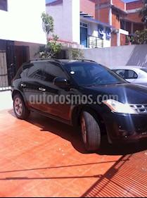 Foto venta Auto usado Nissan Murano SE AWD (2007) color Negro precio $110,000