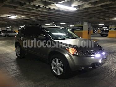 Foto venta Auto usado Nissan Murano SE AWD (2005) color Bronce precio $85,000