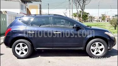 Foto venta Carro usado Nissan Murano SW (2004) color Azul precio $29.000.000