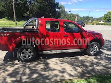Foto venta Auto Usado Nissan Navara HD 4x4 TDi CS (2015) color Rojo precio $11.300.000