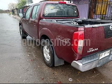 Nissan Navara HD LE 4x4 usado (2008) color Rojo Perla precio $5.300.000
