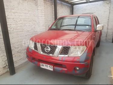 Nissan Navara HD LE 4x2 TDi CD  usado (2012) color Rojo precio $6.300.000