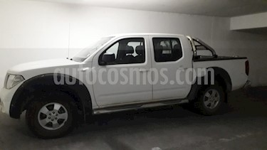 Nissan Navara HD SE 4x4 TDi CD Full usado (2013) color Blanco precio $7.200.000