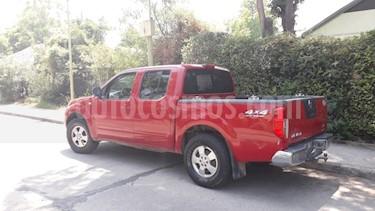 Foto venta Auto usado Nissan Navara HD SE2 4x4 (2011) color Rojo precio $6.750.000