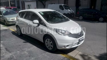Foto venta Auto Usado Nissan Note - (2015) color Blanco