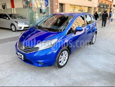Foto venta Auto usado Nissan Note - (2015) color Azul precio $469.000