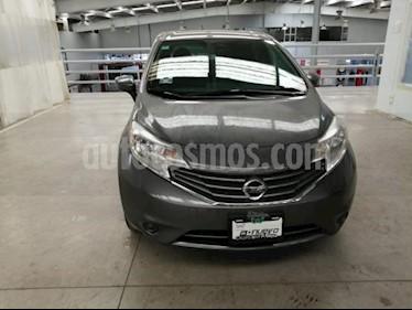 Foto venta Auto usado Nissan Note 5p Sense L4/1.6 Man (2016) color Gris precio $175,000