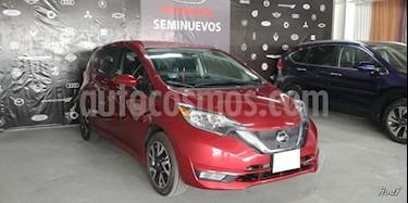Foto venta Auto usado Nissan Note 5p SR L4/1.6 Aut (2018) color Rojo precio $247,000