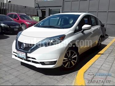 Nissan Note Advance Aut usado (2018) color Blanco precio $54,000