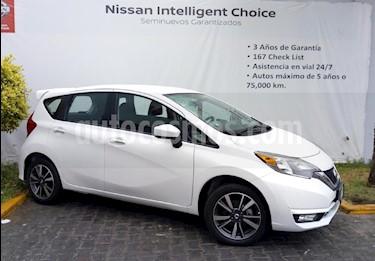 Foto venta Auto usado Nissan Note Advance Aut (2018) color Blanco precio $249,000
