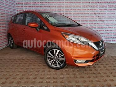 Foto venta Auto usado Nissan Note Advance Aut (2017) color Naranja precio $195,000