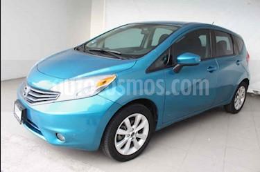 Foto venta Auto usado Nissan Note Advance Aut (2015) color Azul precio $159,000