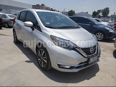 Foto venta Auto usado Nissan Note Advance Aut (2017) color Plata precio $189,000