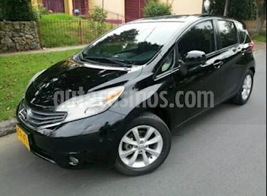 Foto venta Carro usado Nissan Note Advance (2014) color Negro precio $33.400.000