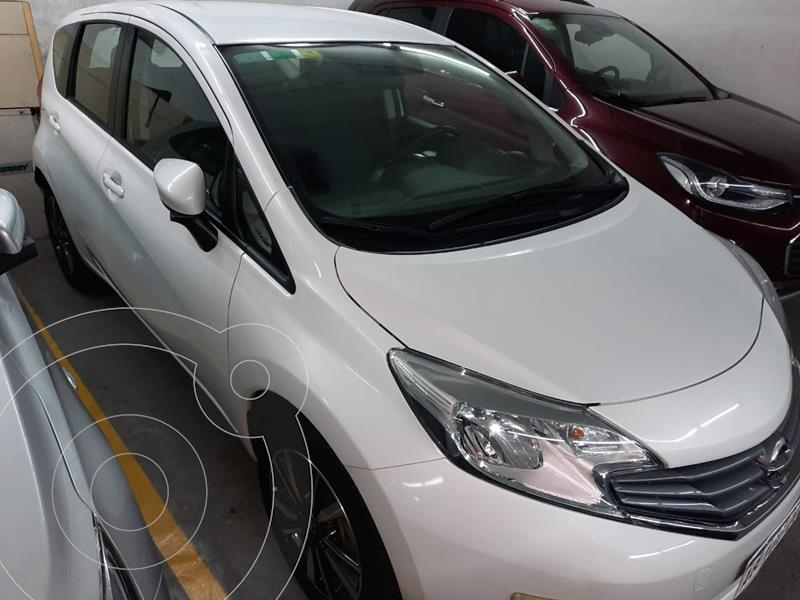 Foto Nissan Note Exclusive CVT usado (2017) color Blanco precio $1.429.000