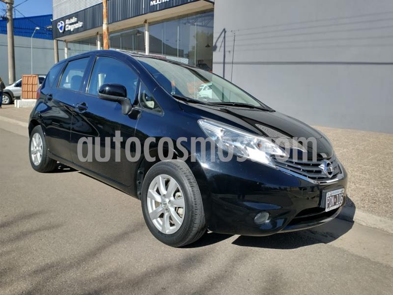Nissan Note Advance CVT usado (2015) color Negro precio $1.150.000