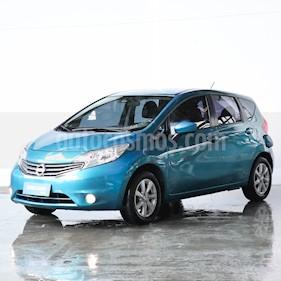 Nissan Note Advance usado (2016) color Azul Electrico precio $609.000