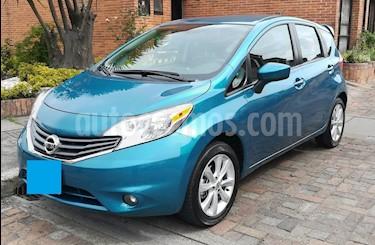Nissan Note Advance Aut usado (2015) color Azul precio $20.000.000