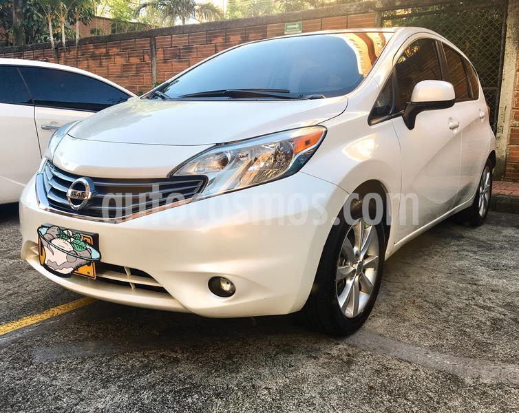 Nissan Note Advance Aut usado (2014) color Blanco precio $29.900.000