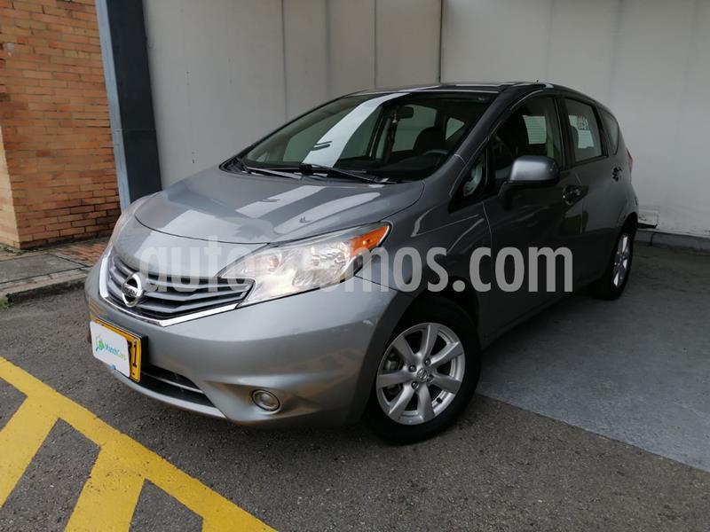 Nissan Note Advance Aut usado (2015) color Gris precio $32.990.000
