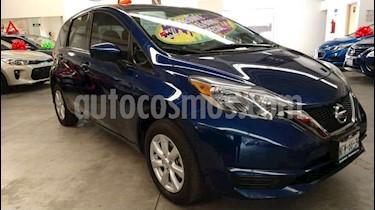Foto venta Auto usado Nissan Note Drive (2018) color Azul precio $205,000