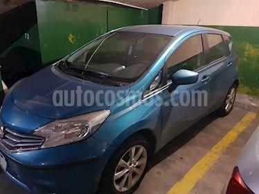Foto venta Auto Usado Nissan Note Exclusive Aut (2016) color Azul Electrico precio $442.900