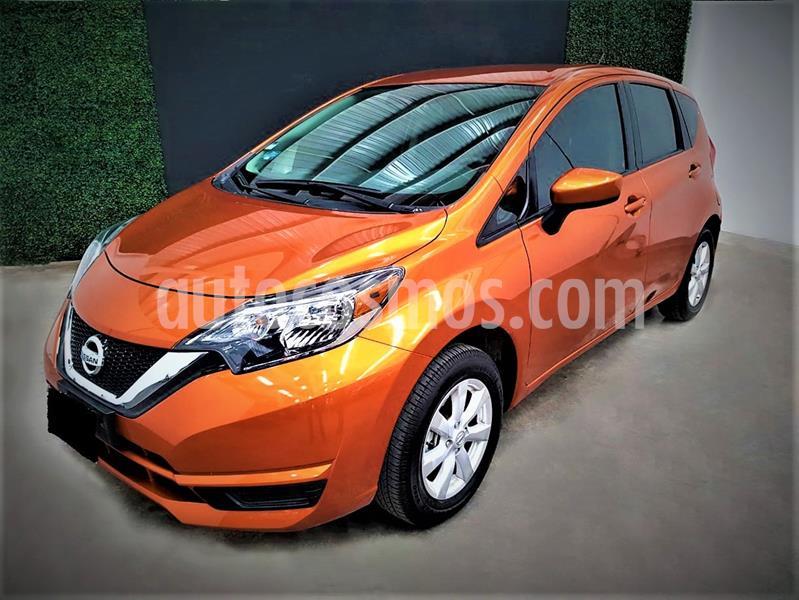 Nissan Note Sense usado (2019) color Naranja precio $204,999