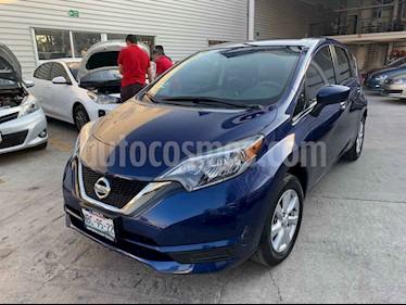 Nissan Note 5p Drive L4/1.6 Man usado (2017) color Azul precio $165,000