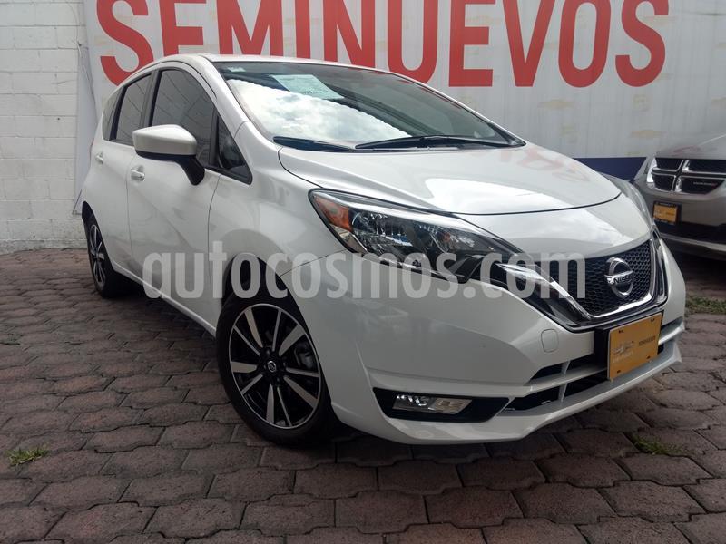 Nissan Note Sense Aut usado (2019) color Blanco precio $225,000