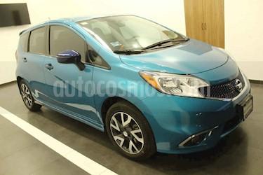 Nissan Note 5p SR L4/1.6 Aut usado (2016) color Azul precio $195,000