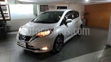 Nissan Note SR Aut usado (2017) color Blanco precio $215,000