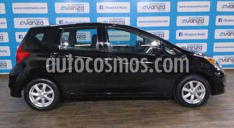 Nissan Note Advance Aut usado (2018) color Negro precio $179,000