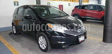 Nissan Note Sense Aut usado (2016) color Negro precio $169,000