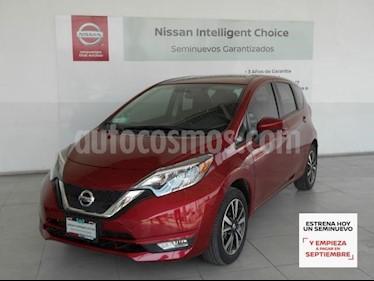 Nissan Note 5P ADVANCE L4/1.6 AUT usado (2019) color Rojo precio $229,000
