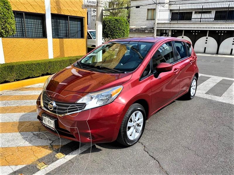 Nissan Note Drive usado (2016) color Rojo precio $129,900