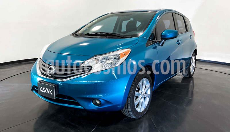 Nissan Note Advance Aut usado (2015) color Blanco precio $162,999