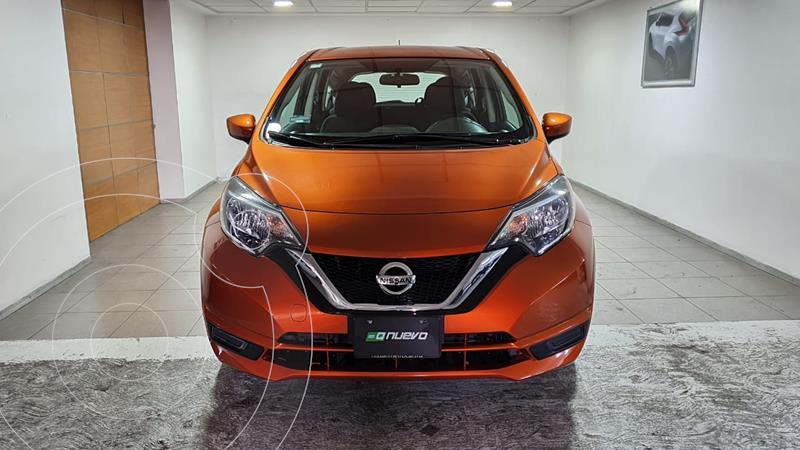 Foto Nissan Note Sense usado (2019) color Naranja precio $190,000