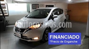 Nissan Note SR Aut usado (2017) color Blanco precio $53,750