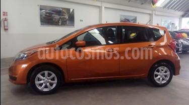 Nissan Note Sense usado (2018) color Naranja precio $189,000