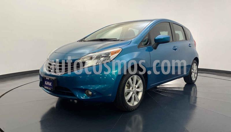 Nissan Note Advance Aut usado (2015) color Azul precio $157,999