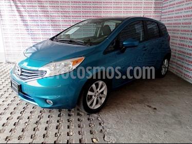 Nissan Note Advance Aut usado (2016) color Azul precio $170,000