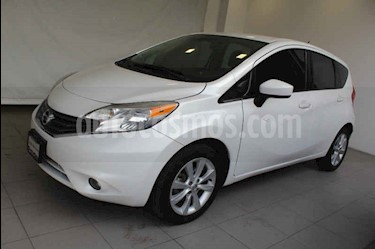 Nissan Note Advance Aut usado (2016) color Blanco precio $189,000