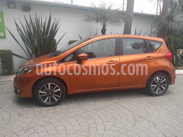 Nissan Note 5P ADVANCE L4/1.6 AUT usado (2019) color Naranja precio $207,600