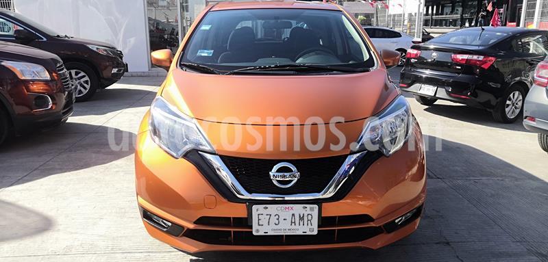Nissan Note Advance Aut usado (2017) color Bronce precio $180,000