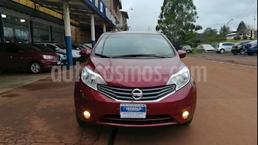 Foto venta Auto usado Nissan Note NOTE 1.6 ADVANCE PURE DRIVE (2016) color Bordo precio $430.000