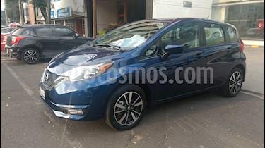 Foto venta Auto usado Nissan Note Note Advance Aut (2018) color Azul precio $222,000
