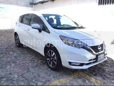 Foto venta Auto usado Nissan Note NOTE ADVANCE CVT (2019) color Blanco precio $259,000